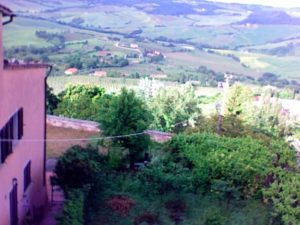 Director James Kicklighter's 2008, Montepulciano, Italy, Study Abroad Apartment