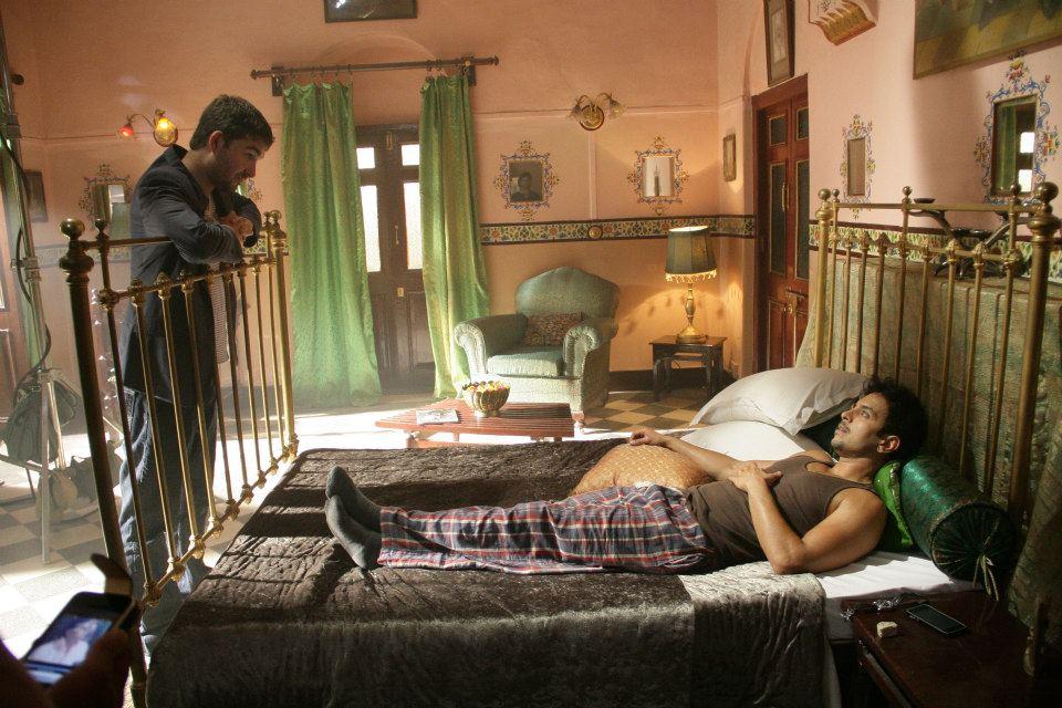 Director-James-Kicklighter-Desires-Of-The-Heart-India-On-Set-Val-Lauren