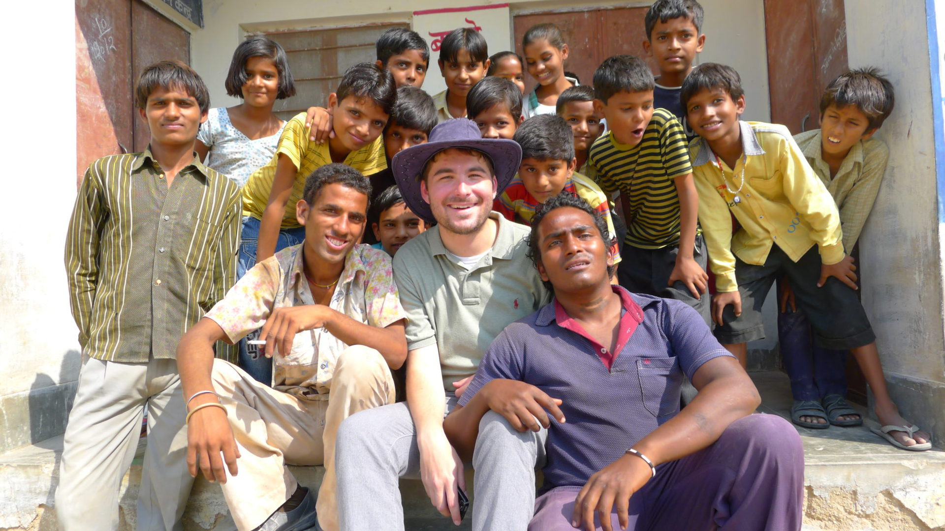 Director-James-Kicklighter-Desires-Of-The-Heart-India-On-Set-Extras
