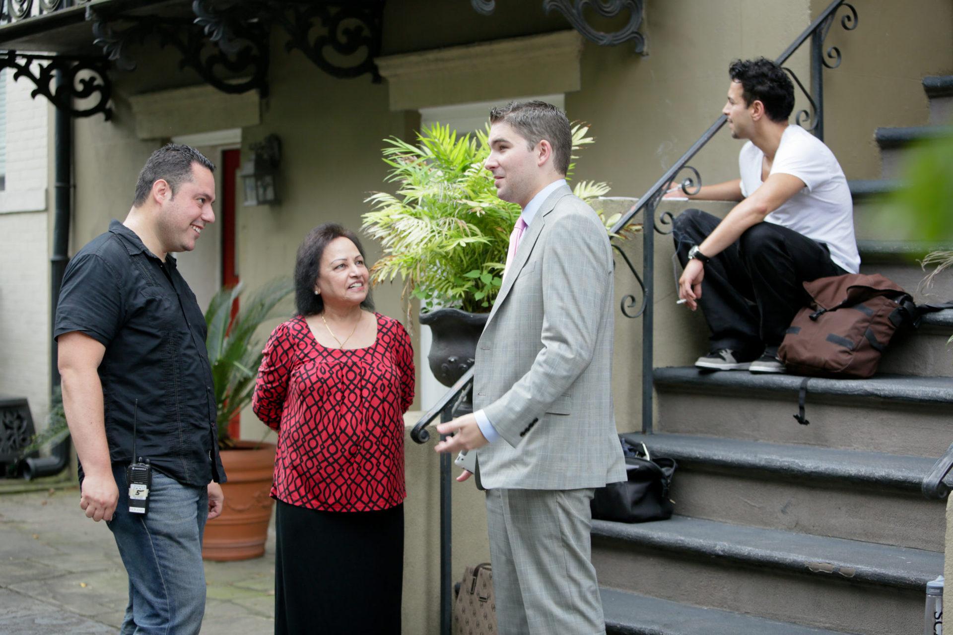 Director-James-Kicklighter-Solila-Parida