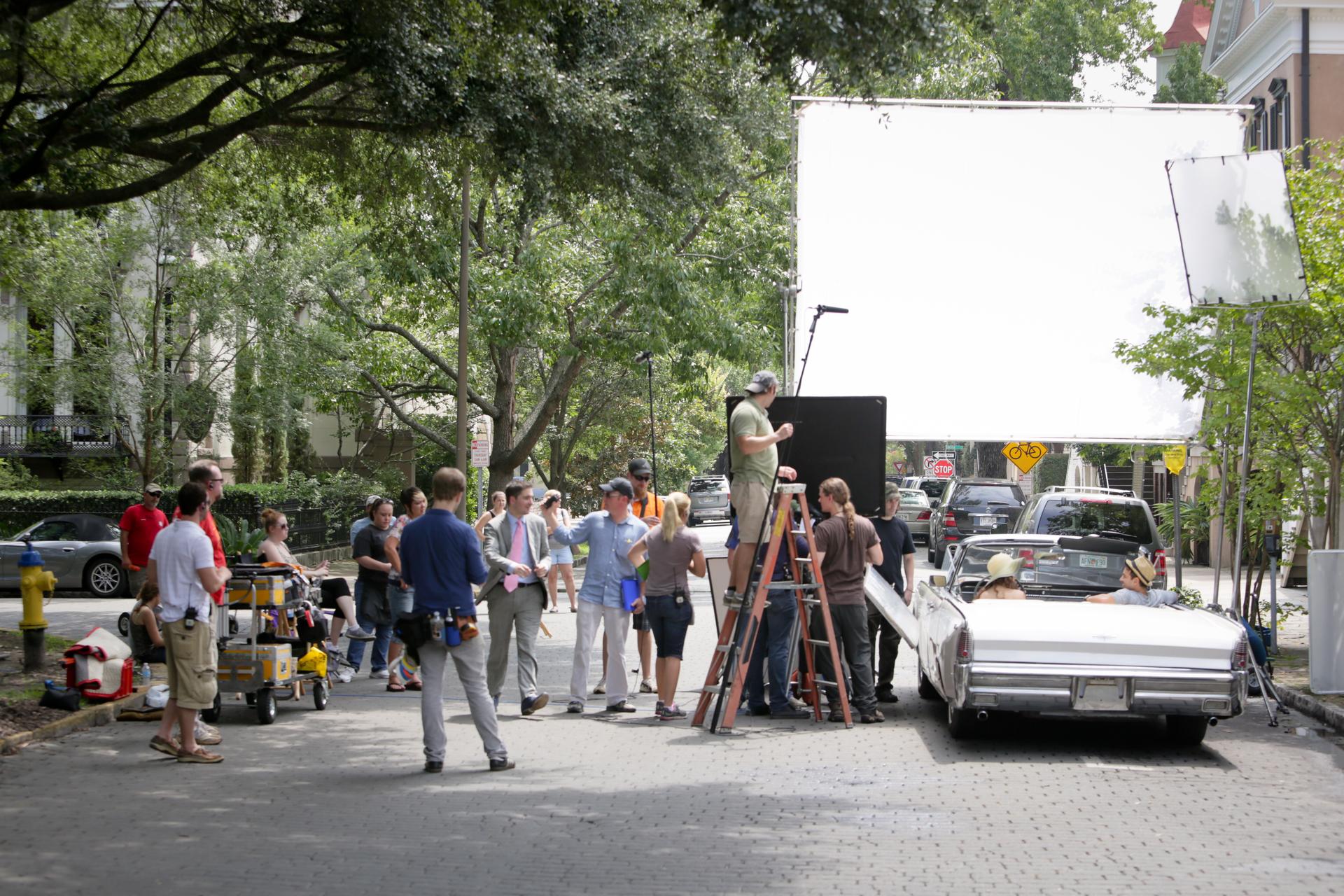 Director-James-Kicklighter-Lafayette-Square-Savannah-Street