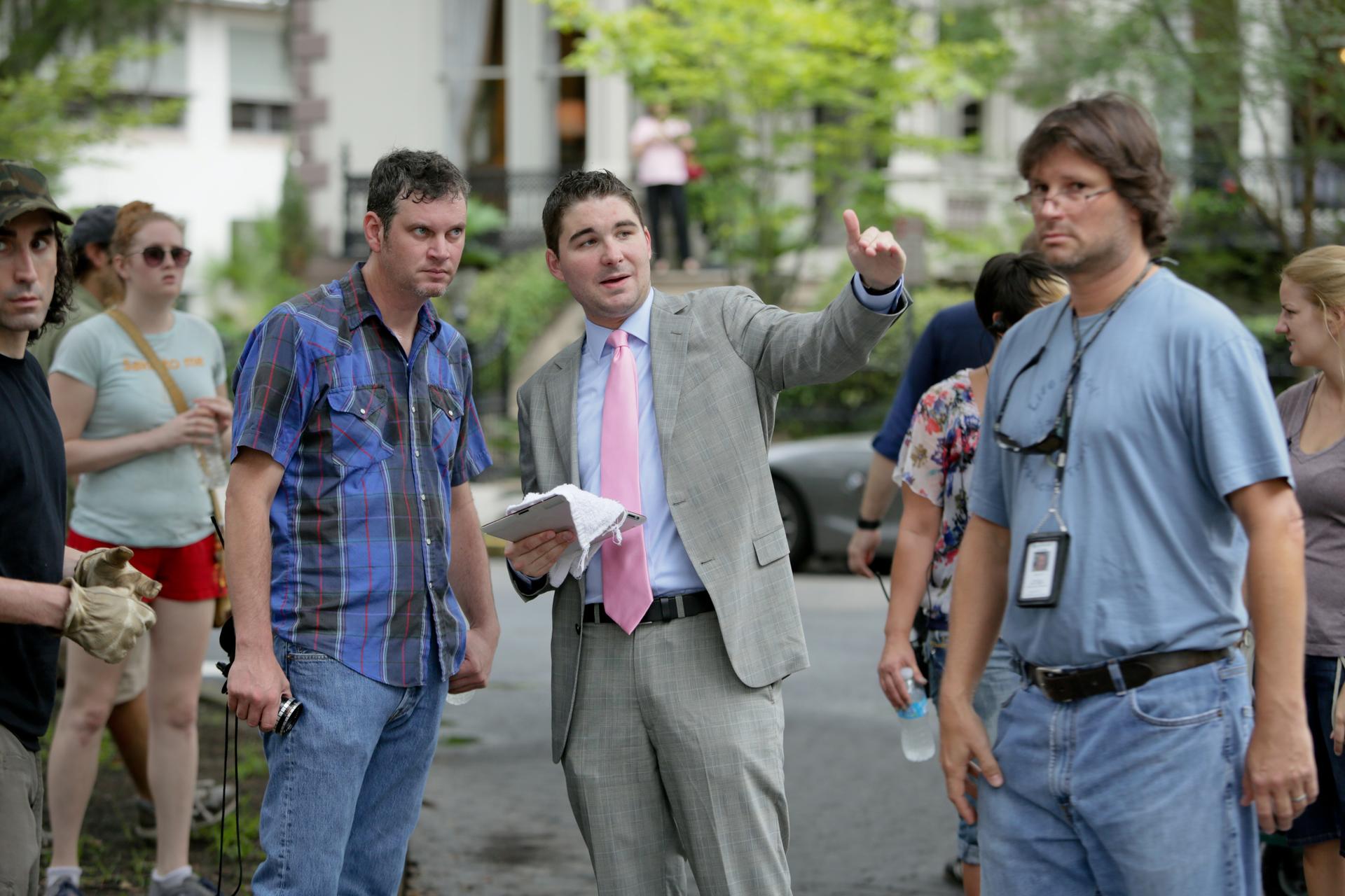 Director-James-Kicklighter-Lafayette-Square-Savannah