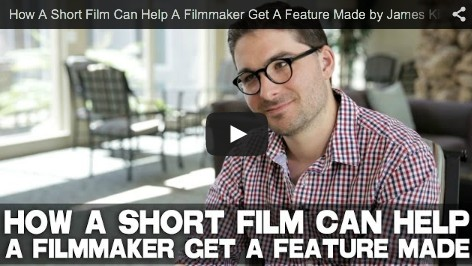 How A Short Film Can Help A Filmmaker Get A Feature Made by James Kicklighter_filmcourage_directing_director_independent_filmmaking